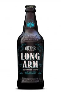 Boyne Brewhouse Long Arm Dortmunder 33cl Bottle